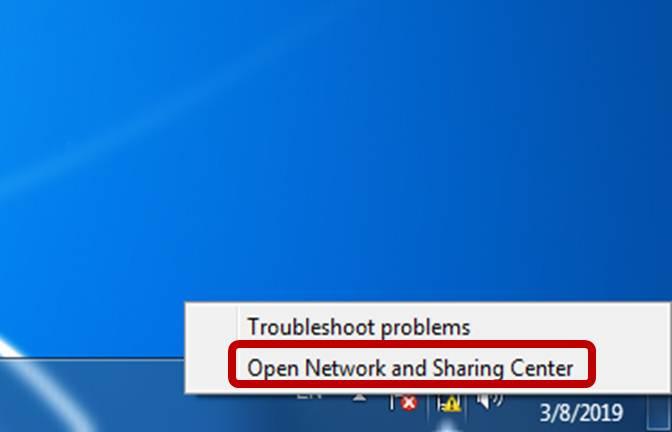 حل لمشكلة لا يمكن الوصول إلى هذا الموقع 1