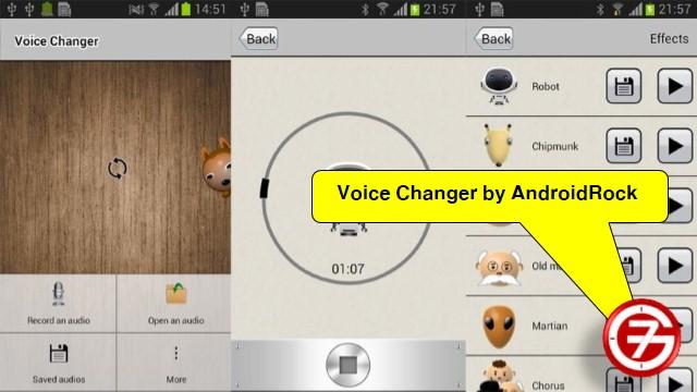 تريد برنامج تغيير الصوت؟ أفضل 4 تطبيقات مجانا 3