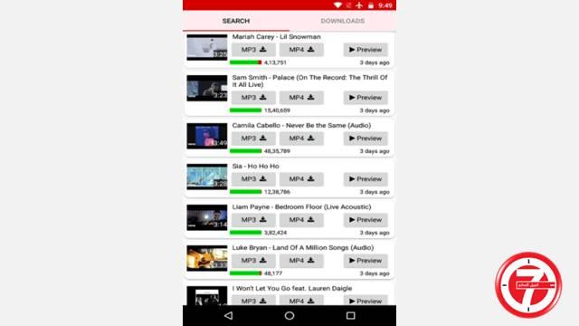 كيفية تحميل مقاطع اليوتيوب باستخدام تطبيق YT3 المجاني