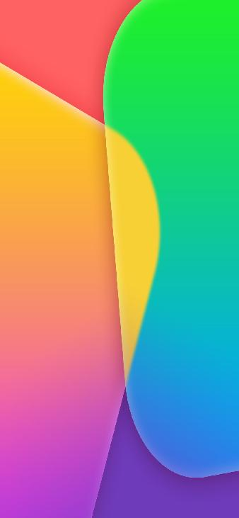 تحميل خلفيات ايفون x بواسطة موقع الجيل السابع الخلفية 2