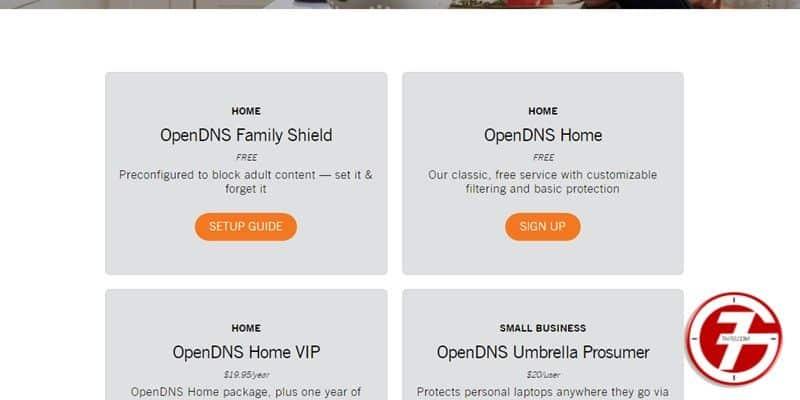 خطط Opendns المجانية لحجب المواقع الإباحية والضارة