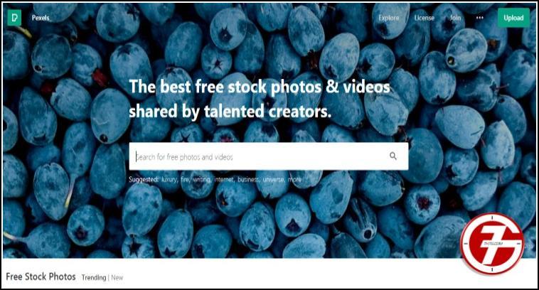 2- كيفية الحصول على صور ورسومات مجانية لموقعك أو لقناتك