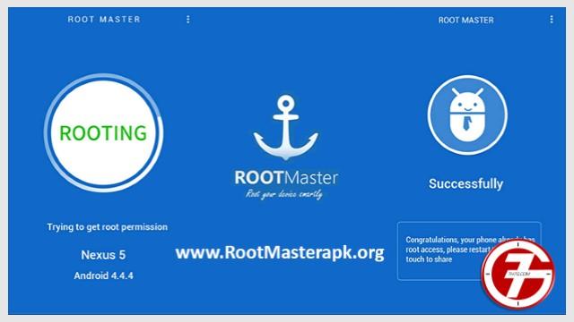 5- عمل الروت لهواتف الأندرويد ببرنامج Root Master App