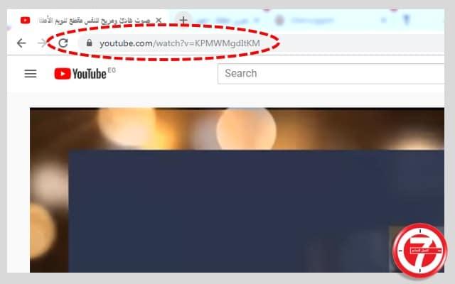 أسرع طريقة تحميل من اليوتيوب بصيغة mp3 أو mp4 بدون برامج 1