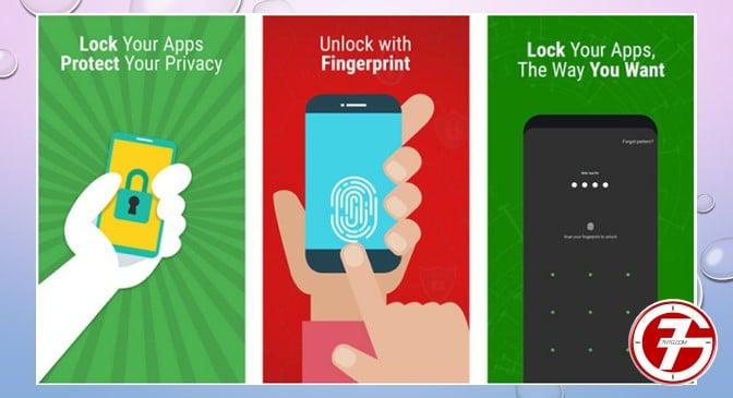افضل برامج قفل التطبيقات واخفاء وحماية الصور والفيديو بالبصمه 3