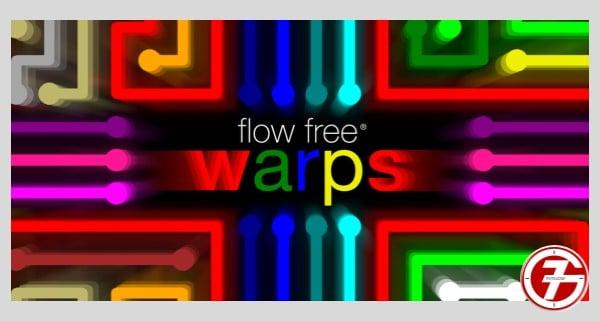 تحميل ألعاب خفيفة للاندرويد سريعة ومميزة جداً flow free
