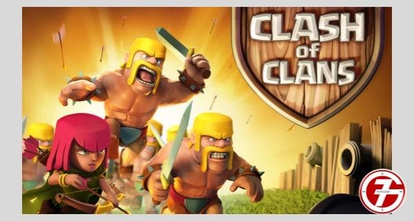 تحميل ألعاب خفيفة للاندرويد سريعة ومميزة جداً clash of clans