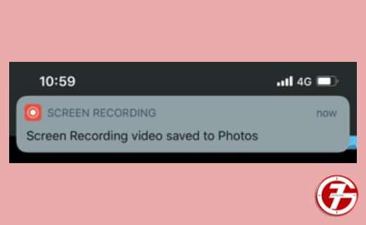 كيفية بث و تسجيل شاشة الايفون صوت وفيديو بدون برامج 6